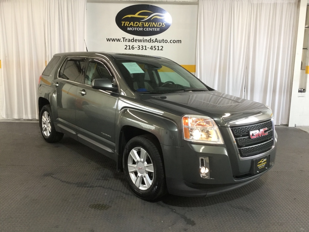 2012 GMC TERRAIN SLE for sale at Tradewinds Motor Center