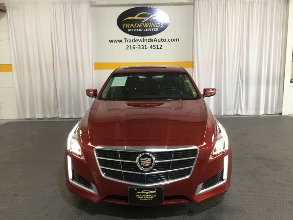 2014 CADILLAC CTS  for sale at Tradewinds Motor Center