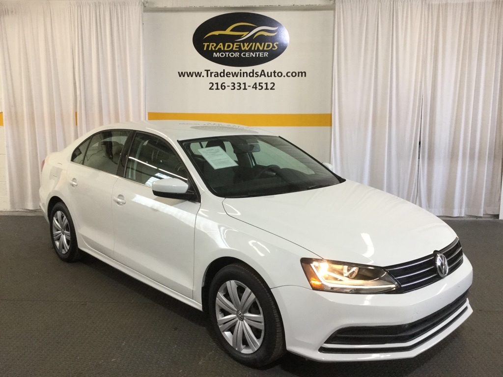 2017 VOLKSWAGEN JETTA S for sale at Tradewinds Motor Center