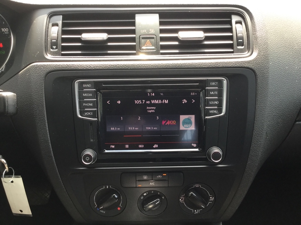 2016 VOLKSWAGEN JETTA S TEC for sale at Tradewinds Motor Center