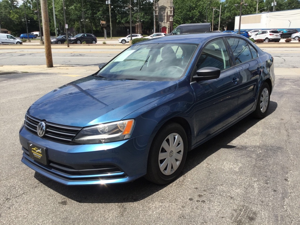 2016 VOLKSWAGEN JETTA S TEC for sale at Tradewinds Motor Center