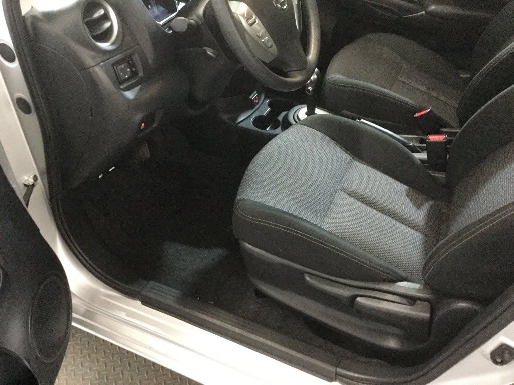 2019 NISSAN VERSA SV for sale at Tradewinds Motor Center