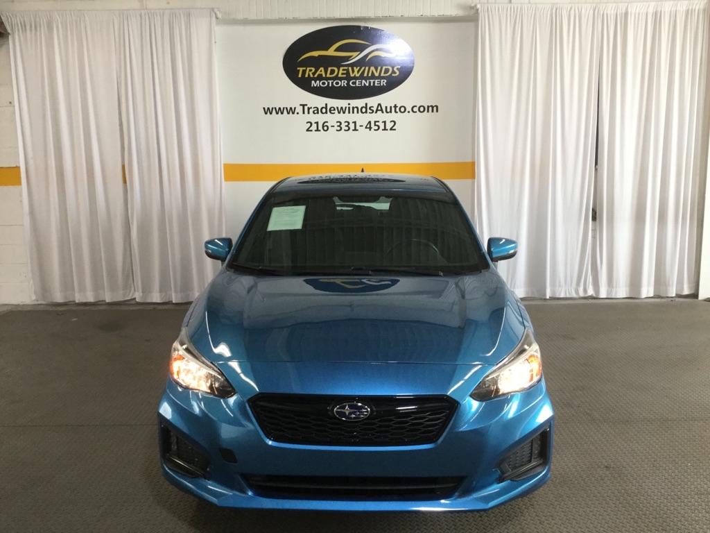 2017 SUBARU IMPREZA SPORT for sale at Tradewinds Motor Center