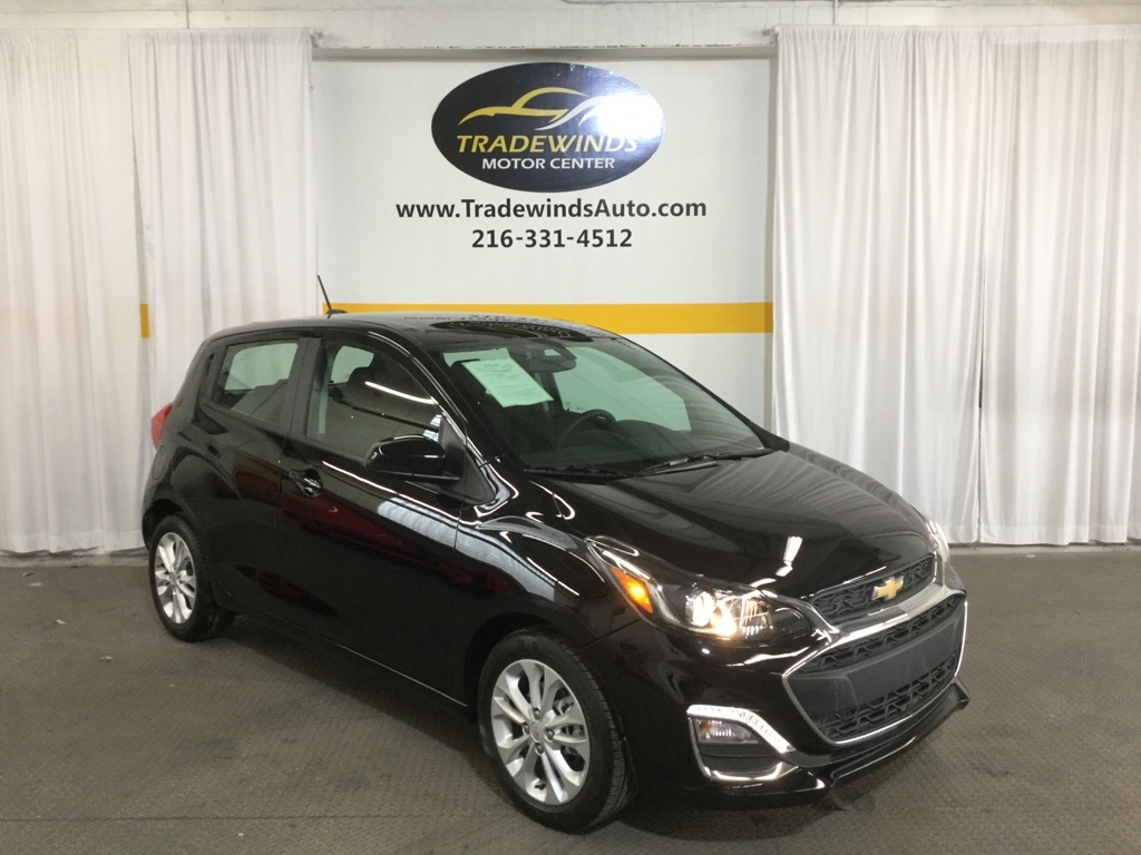 2019 CHEVROLET SPARK 1LT for sale at Tradewinds Motor Center