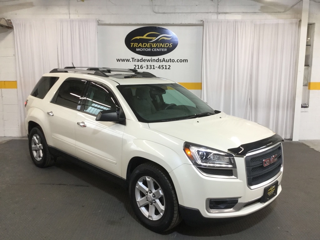 2013 GMC ACADIA SLE for sale at Tradewinds Motor Center