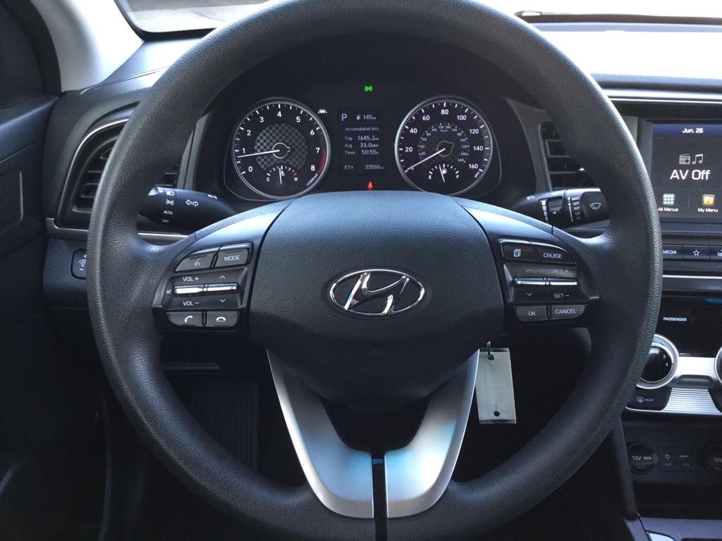 2019 HYUNDAI ELANTRA SEL for sale at Tradewinds Motor Center