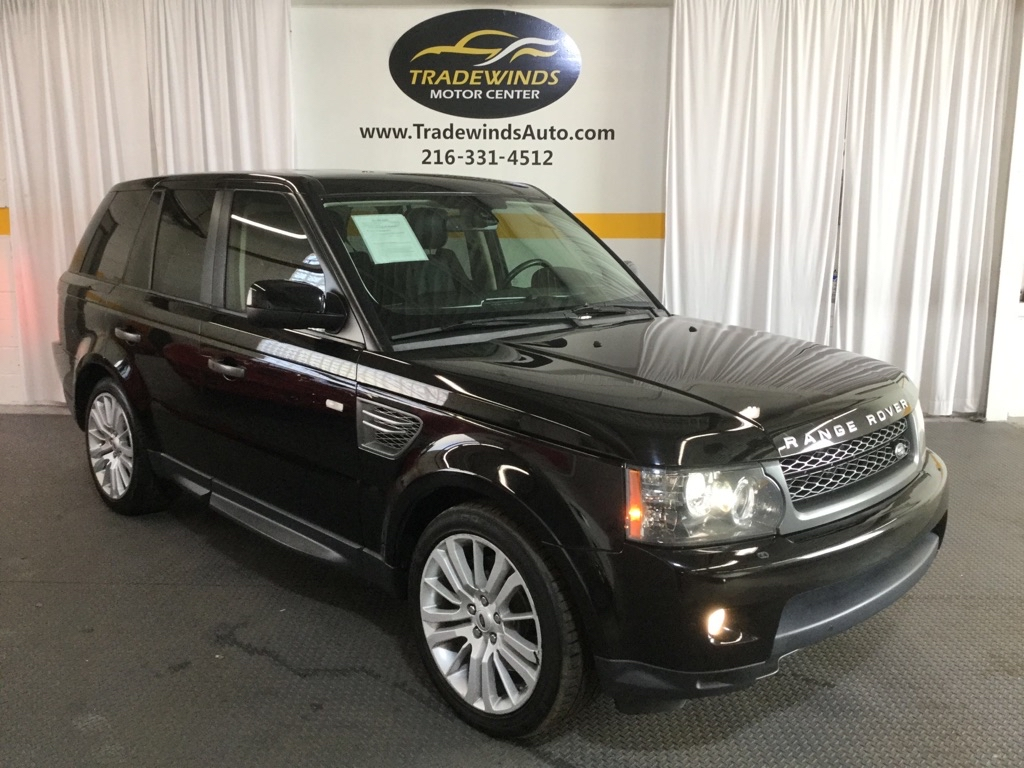 2011 LAND ROVER RANGE ROVER SPO LUX for sale at Tradewinds Motor Center