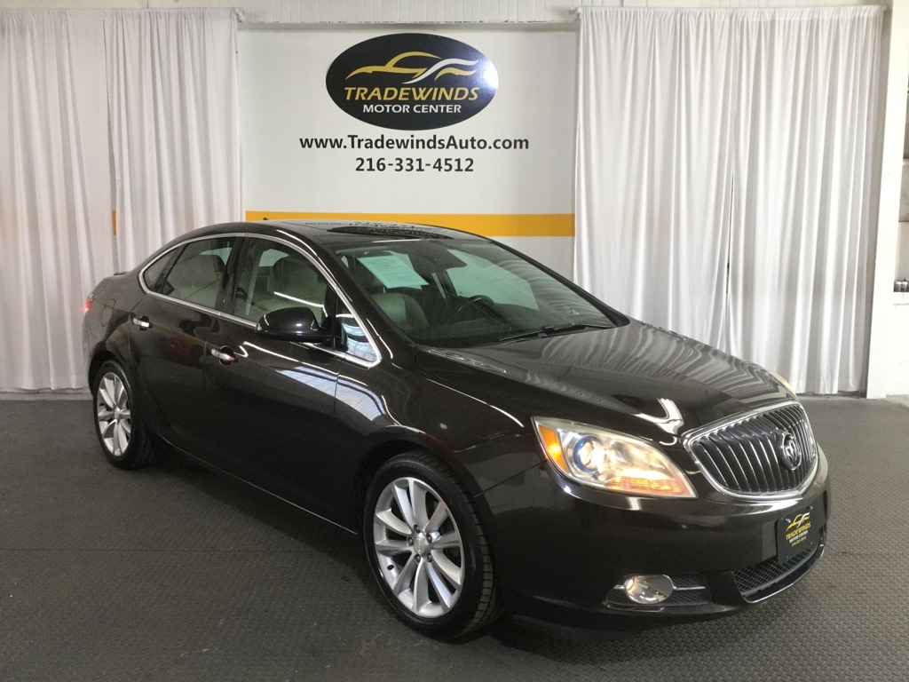 2014 BUICK VERANO PREMIUM for sale at Tradewinds Motor Center