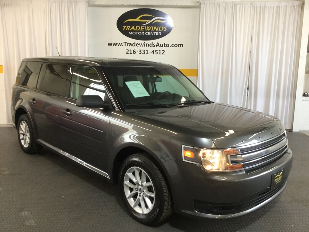 2017 FORD FLEX SE for sale at Tradewinds Motor Center