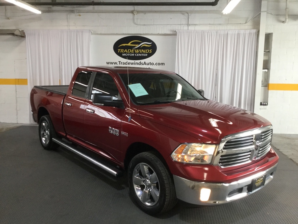 2014 RAM 1500 SLT for sale at Tradewinds Motor Center