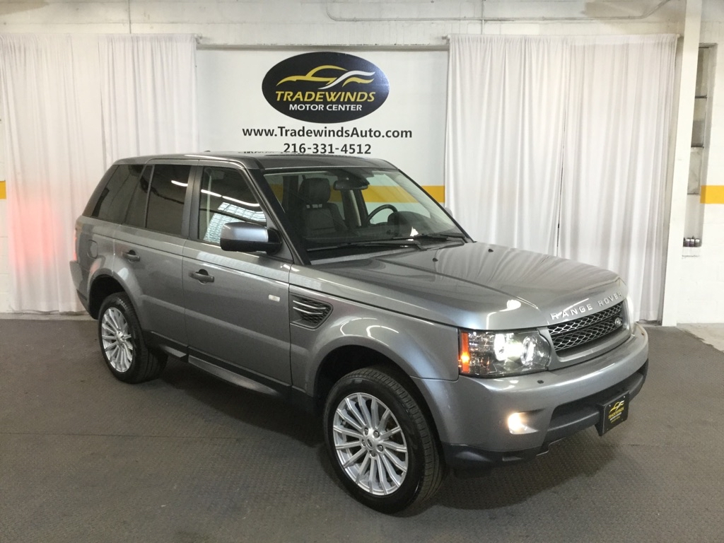 2011 LAND ROVER RANGE ROVER SPO HSE for sale at Tradewinds Motor Center