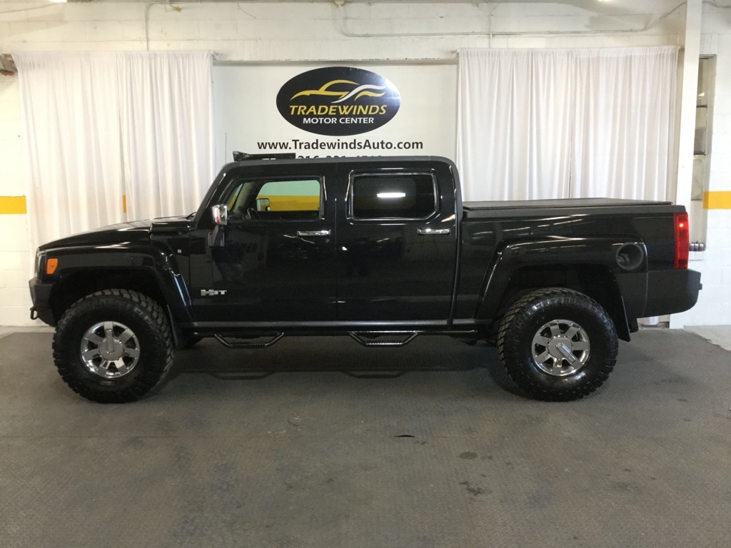 2009 HUMMER H3T  for sale at Tradewinds Motor Center