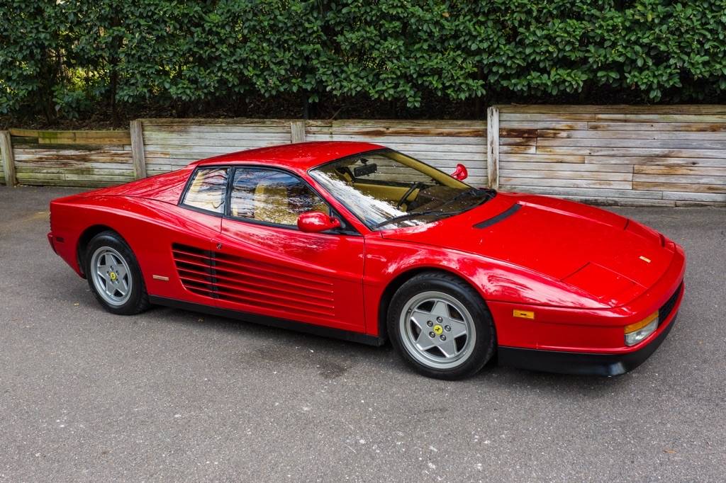 1988 FERRARI TESTAROSSA  for sale at Tradewinds Motor Center