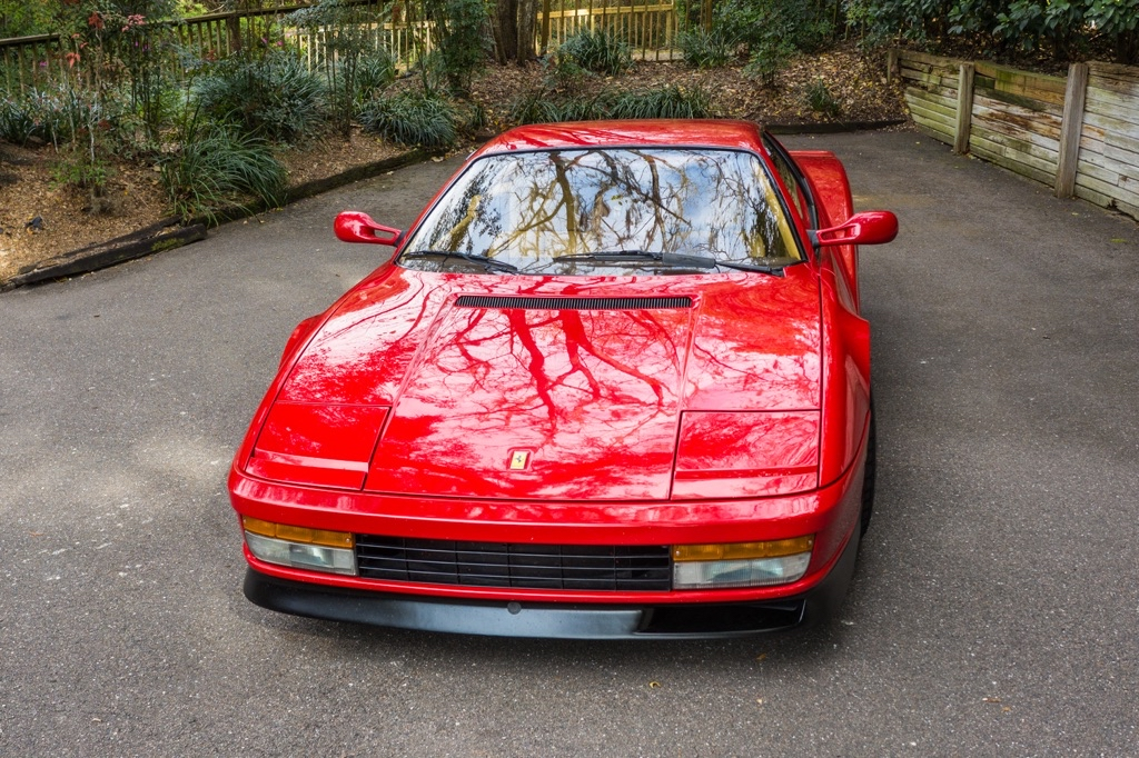 1988 FERRARI TESTAROSSA  for sale at Tradewinds Motor Center