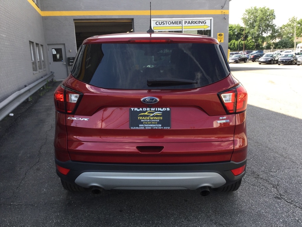 2019 FORD ESCAPE SE for sale at Tradewinds Motor Center