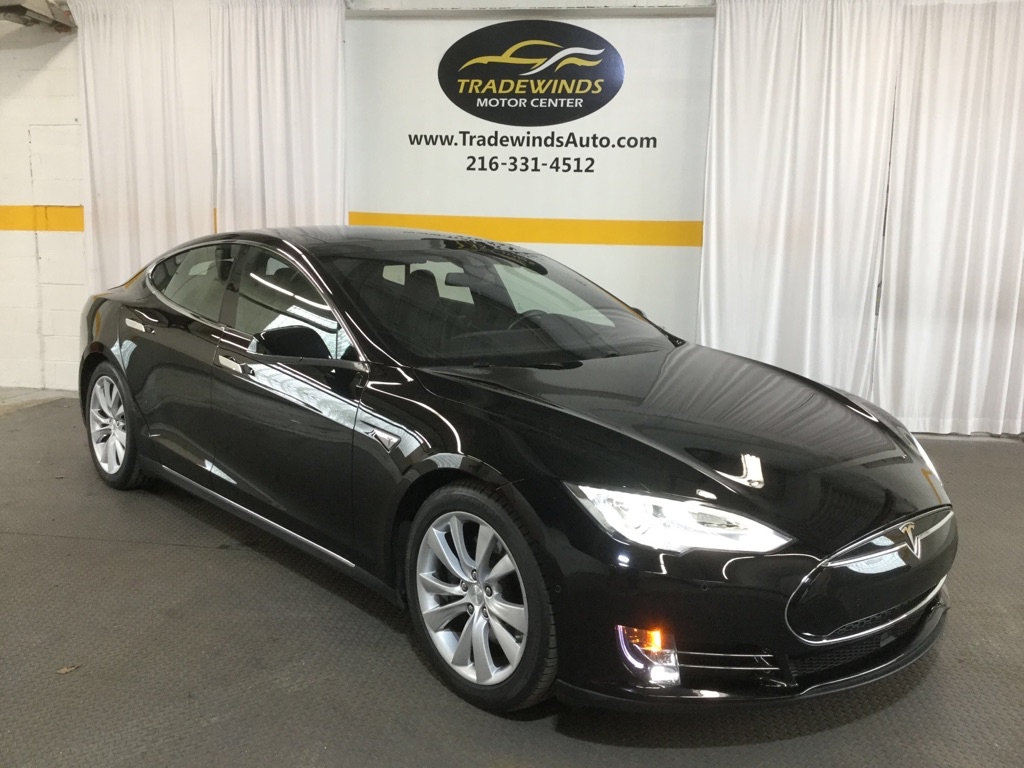 2015 TESLA MODEL S 85D for sale at Tradewinds Motor Center