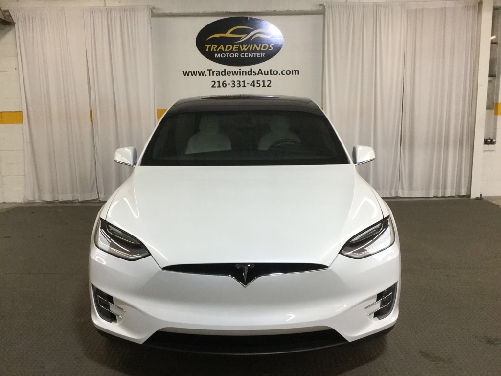2019 TESLA MODEL X P100D ludicrous PLUS for sale at Tradewinds Motor Center