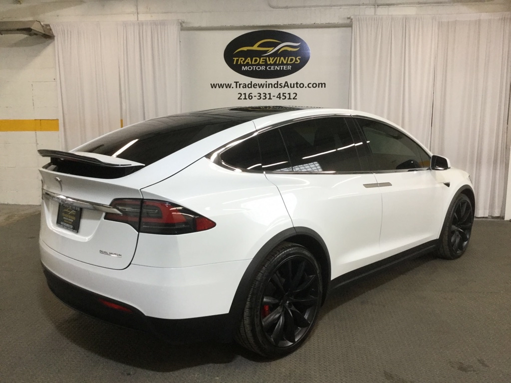 2019 TESLA MODEL X P100D ludicrous PLUS for sale at Tradewinds Motor Center