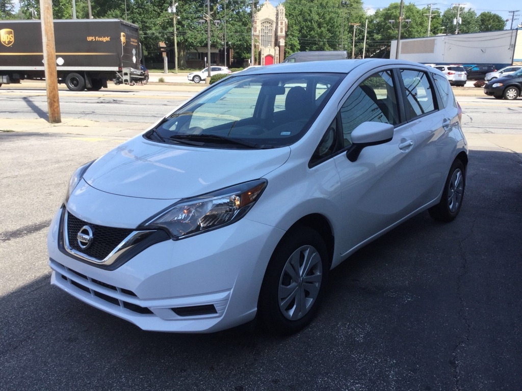 2019 NISSAN VERSA NOTE SV for sale at Tradewinds Motor Center