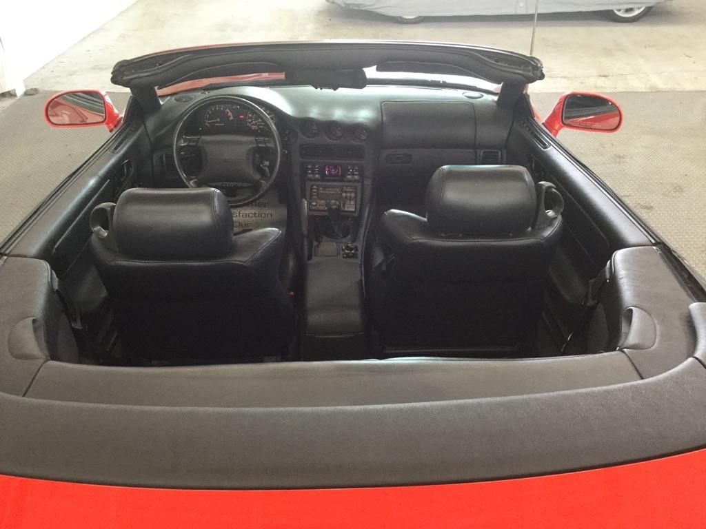 1995 MITSUBISHI 3000 GT SPYDER VR4 for sale at Tradewinds Motor Center