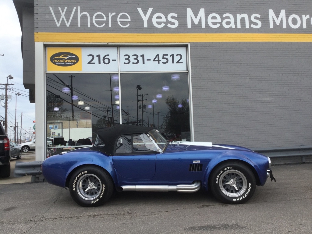 2006 COBRA SUPERFORMANCE MkIII SHELBY for sale at Tradewinds Motor Center