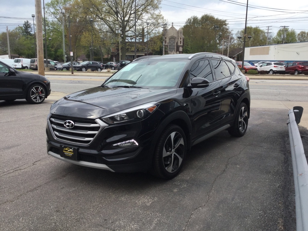 2017 HYUNDAI TUCSON SPORT for sale at Tradewinds Motor Center