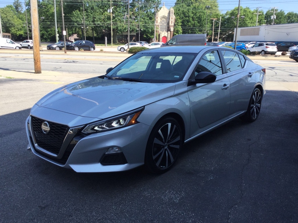 2019 NISSAN ALTIMA SR for sale at Tradewinds Motor Center