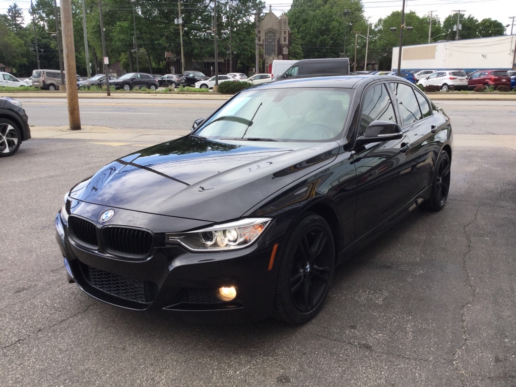2015 BMW 335 XI M PKG for sale at Tradewinds Motor Center