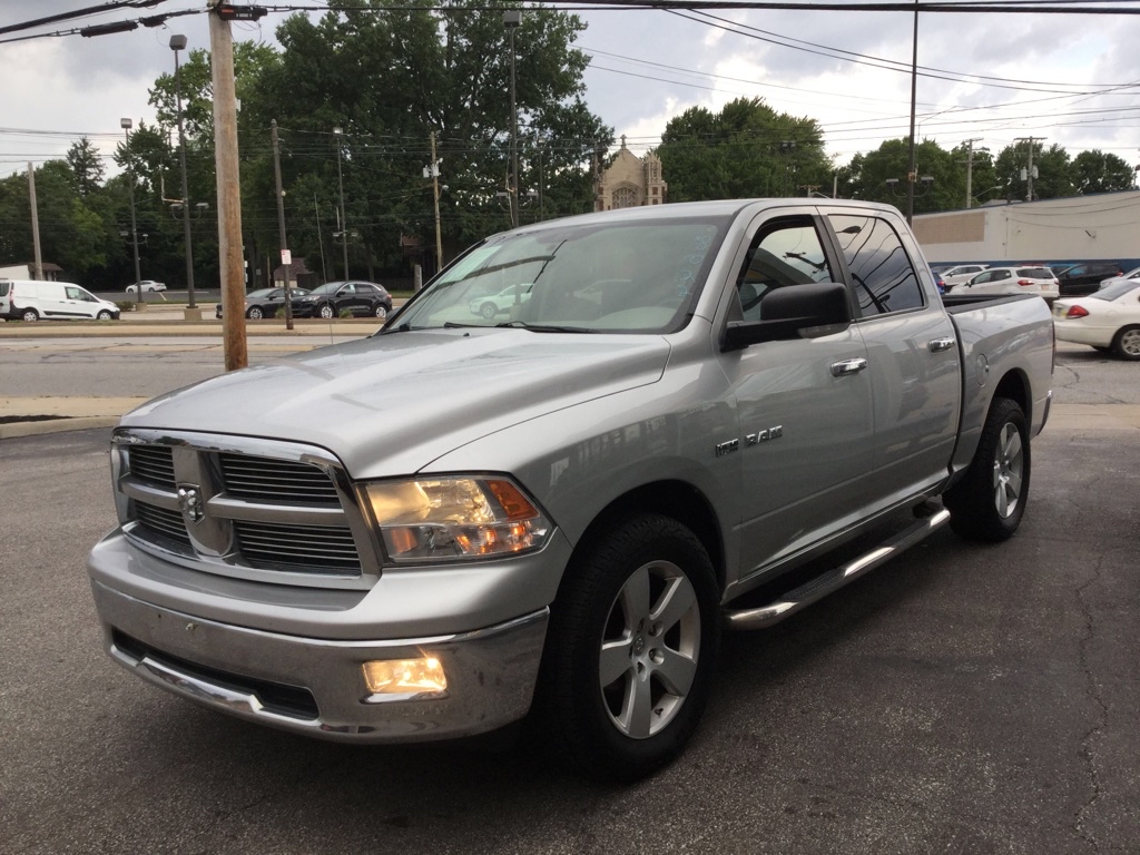 2009 DODGE RAM 1500  for sale at Tradewinds Motor Center