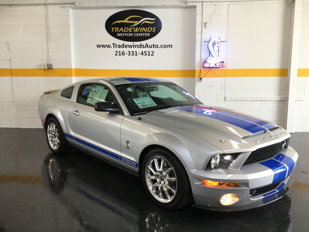 2008 FORD MUSTANG SHELBY GT500KR for sale at Tradewinds Motor Center