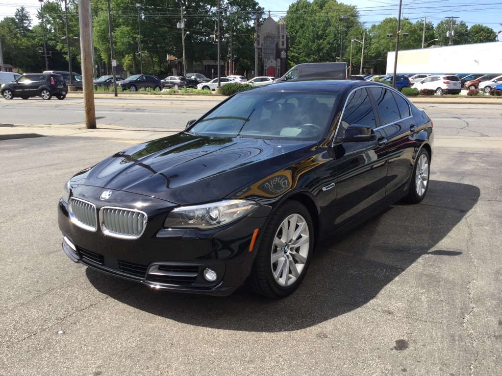 2015 BMW 550 XI for sale at Tradewinds Motor Center