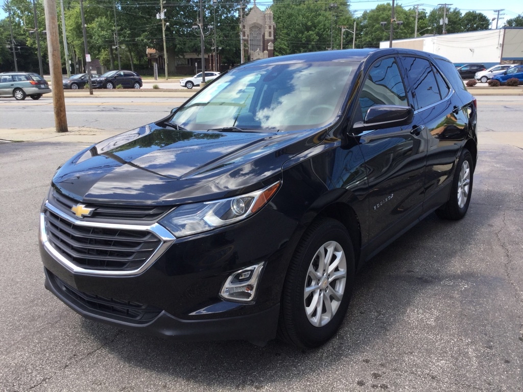 2020 CHEVROLET EQUINOX LT for sale at Tradewinds Motor Center