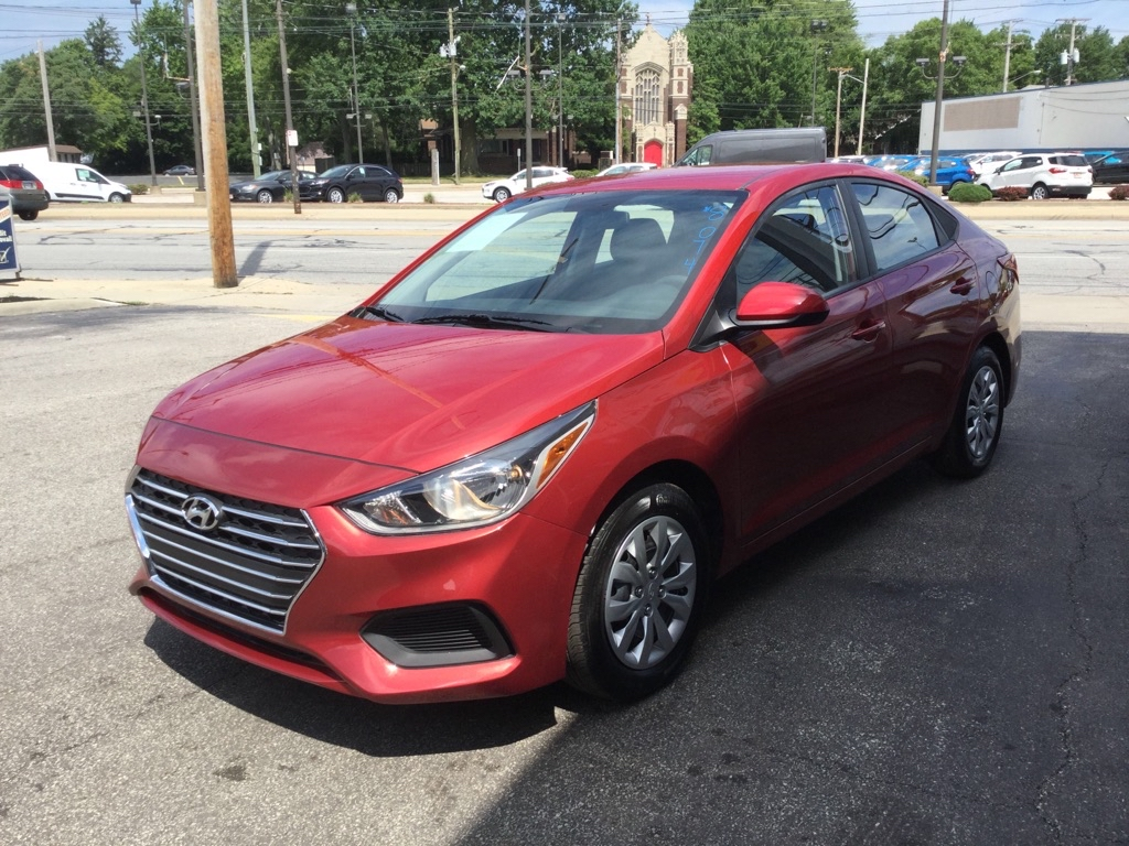 2020 HYUNDAI ACCENT SE for sale at Tradewinds Motor Center