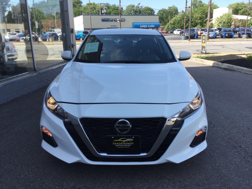 2019 NISSAN ALTIMA S for sale at Tradewinds Motor Center