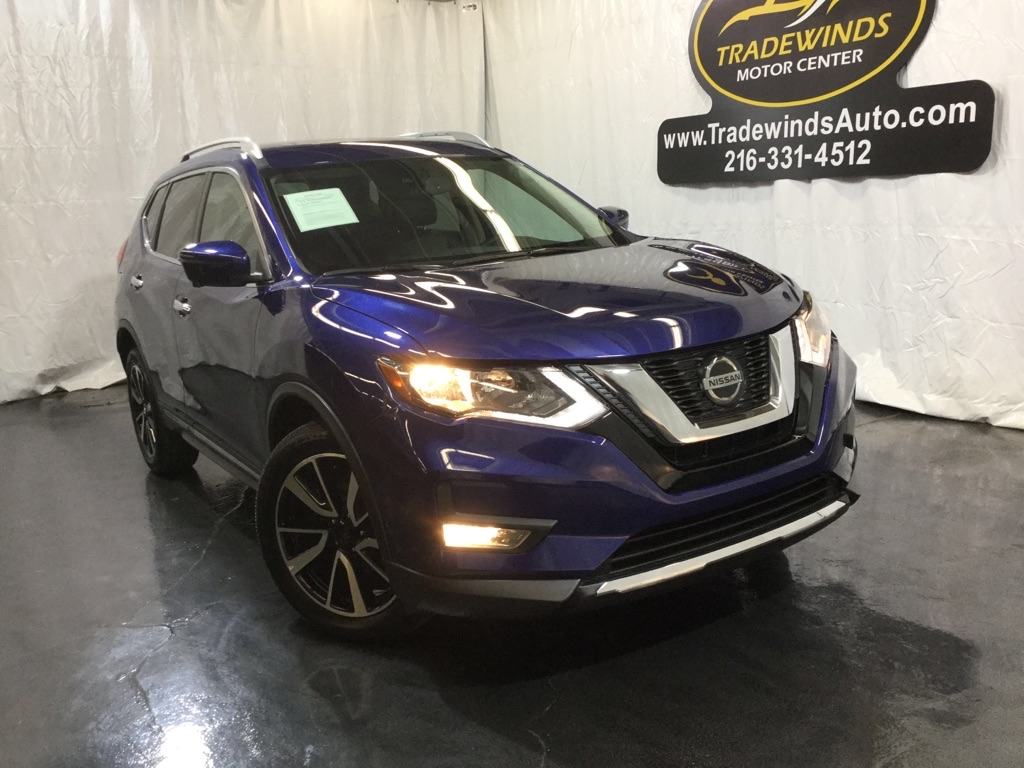 2019 NISSAN ROGUE SL for sale at Tradewinds Motor Center