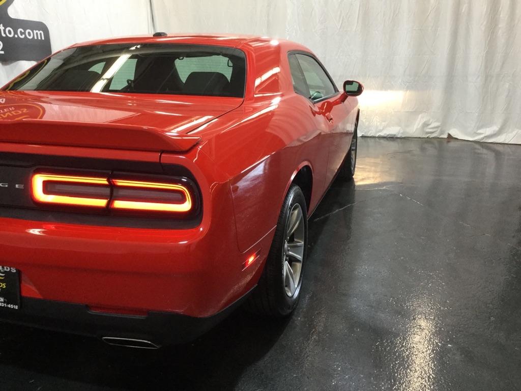 2019 DODGE CHALLENGER SXT for sale at Tradewinds Motor Center
