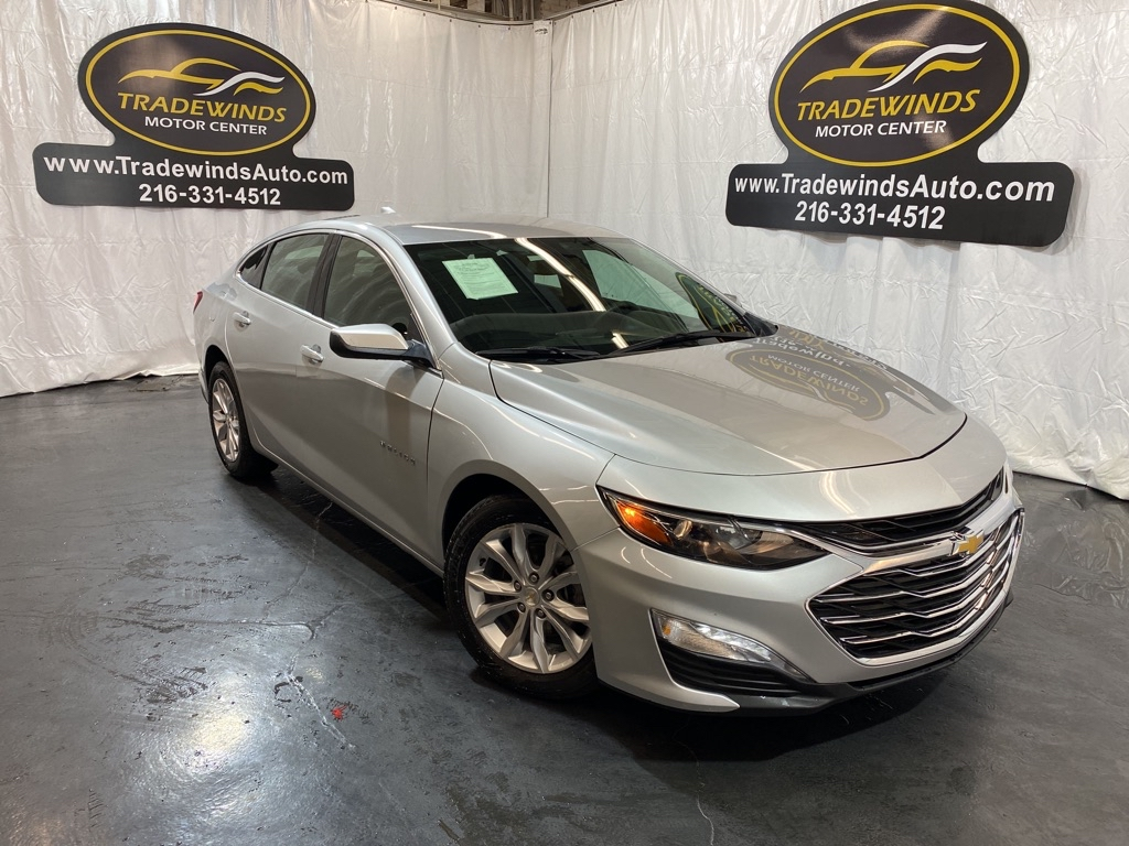 2019 CHEVROLET MALIBU LT for sale at Tradewinds Motor Center