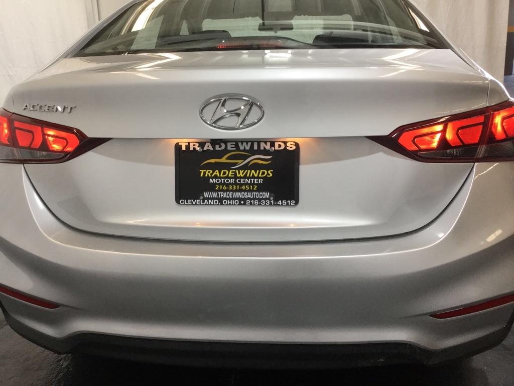 2019 HYUNDAI ACCENT SE for sale at Tradewinds Motor Center