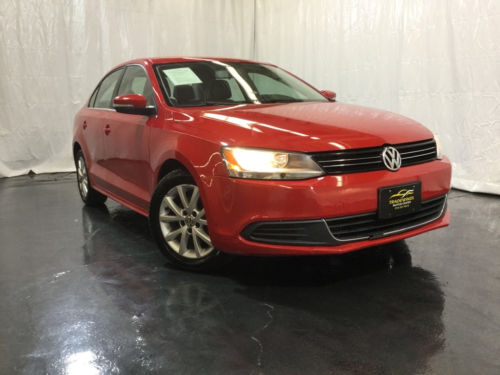2014 VOLKSWAGEN JETTA SE for sale at Tradewinds Motor Center