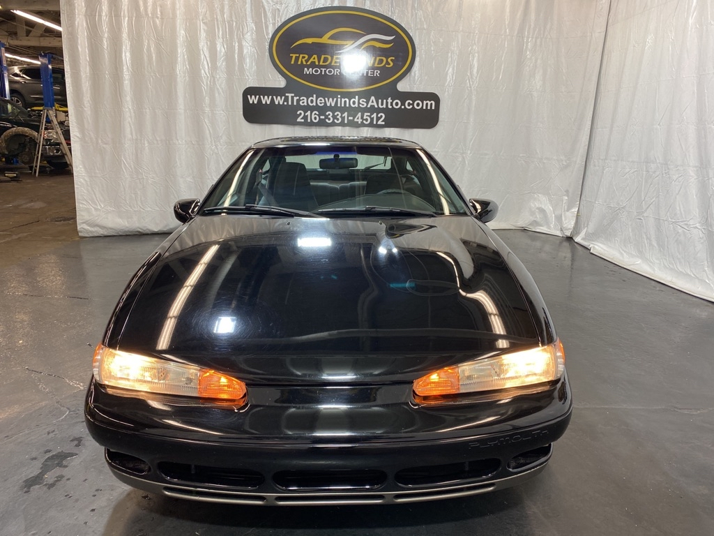 1992 PLYMOUTH LASER RS TURBO for sale at Tradewinds Motor Center