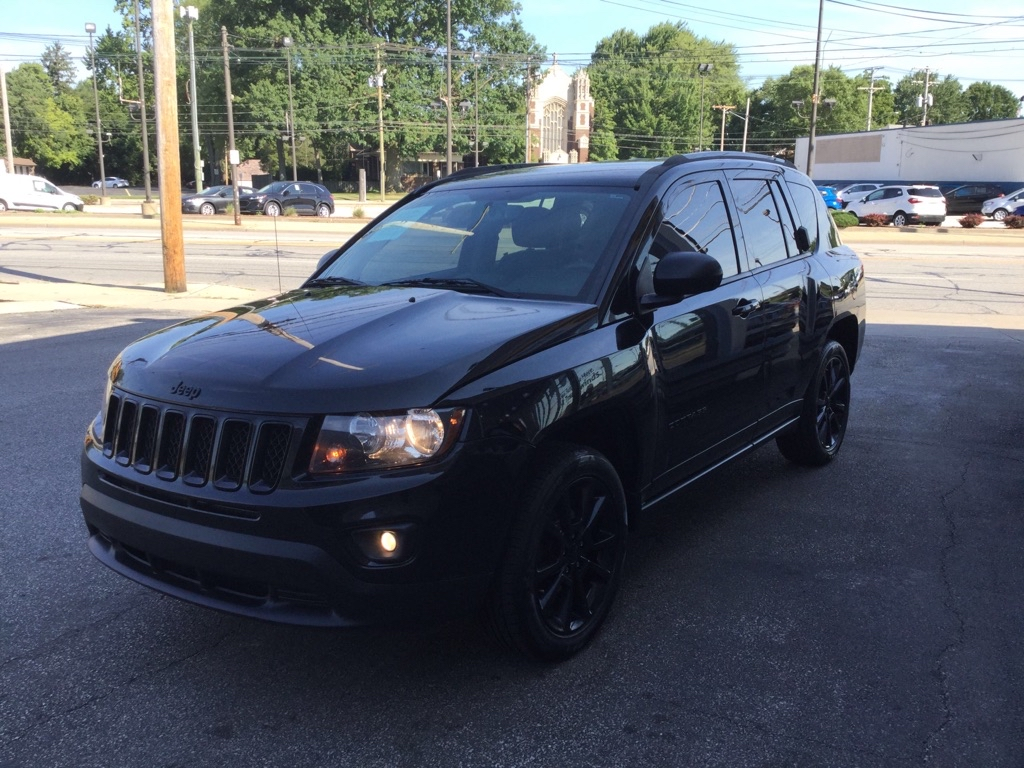 2015 JEEP COMPASS ALTITUDE for sale at Tradewinds Motor Center