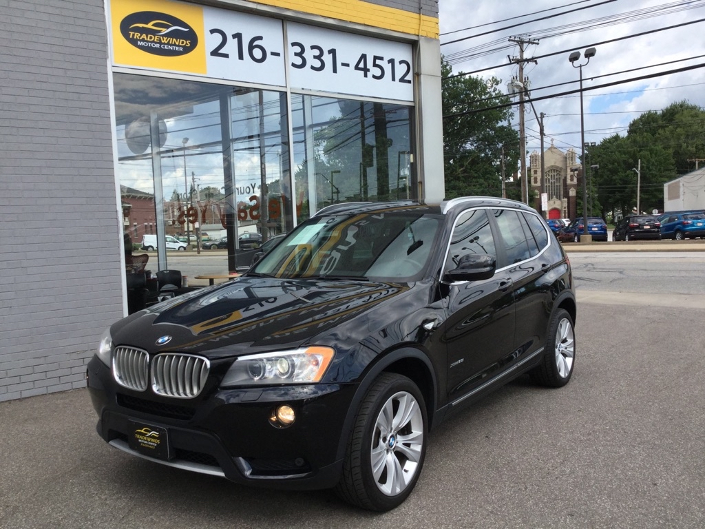 2014 BMW X3 XDRIVE35I for sale at Tradewinds Motor Center