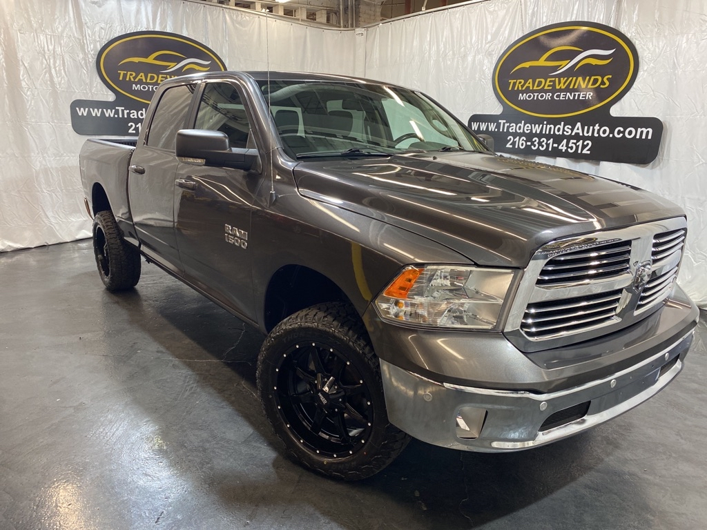 2019 RAM 1500 CLASSIC BIG HORN for sale at Tradewinds Motor Center