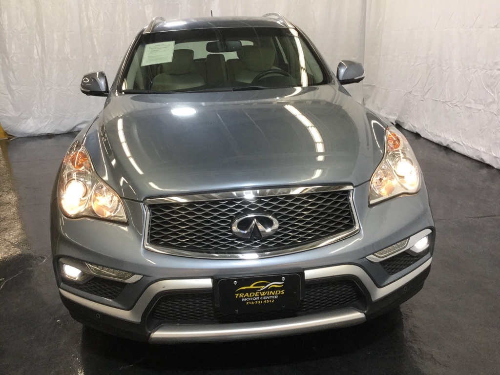 2017 INFINITI QX50  for sale at Tradewinds Motor Center