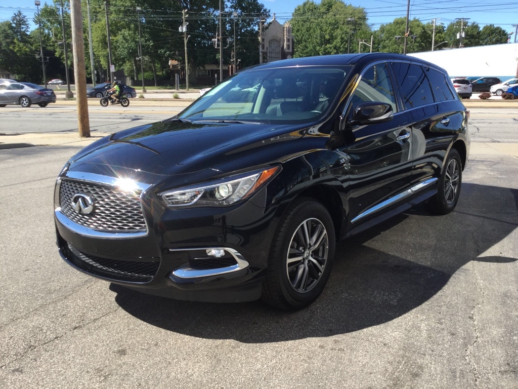 2018 INFINITI QX60  for sale at Tradewinds Motor Center