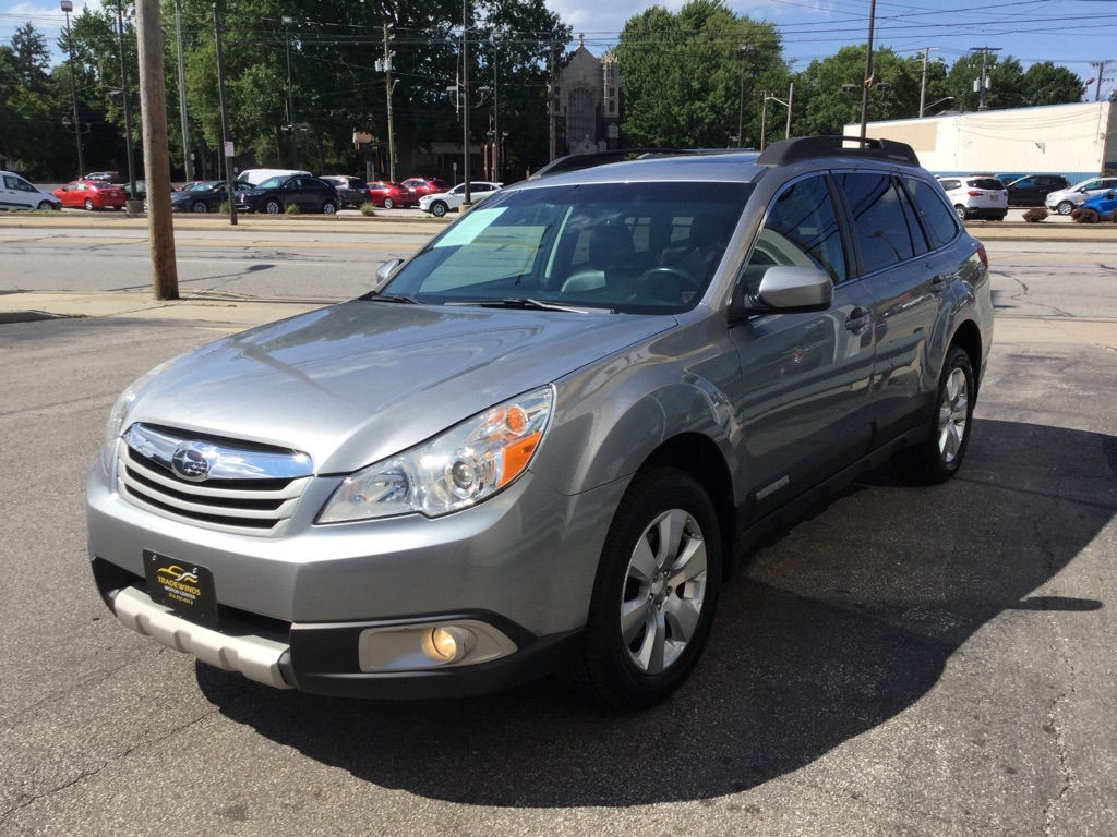 2011 SUBARU OUTBACK 3.6R LIMITED for sale at Tradewinds Motor Center