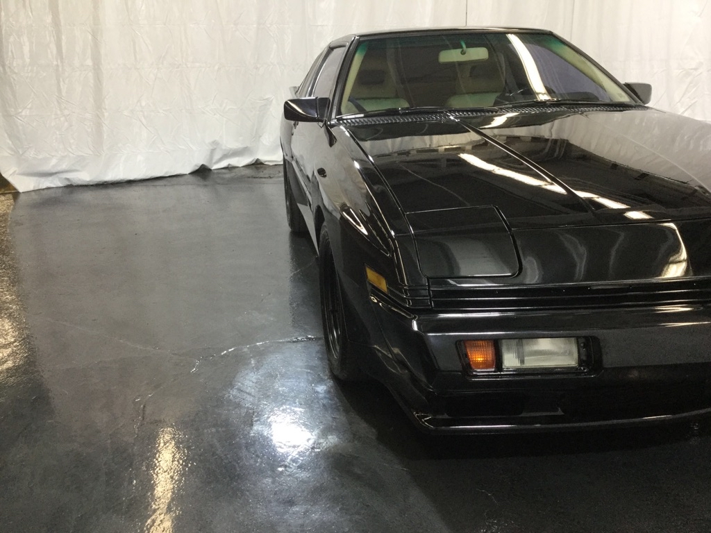 1989 CHRYSLER CONQUEST TSI TURBO for sale at Tradewinds Motor Center