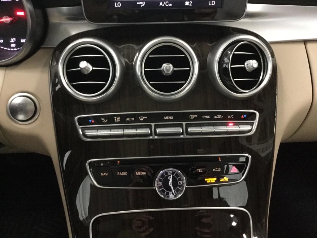 2017 MERCEDES-BENZ C-CLASS C300 4MATIC for sale at Tradewinds Motor Center
