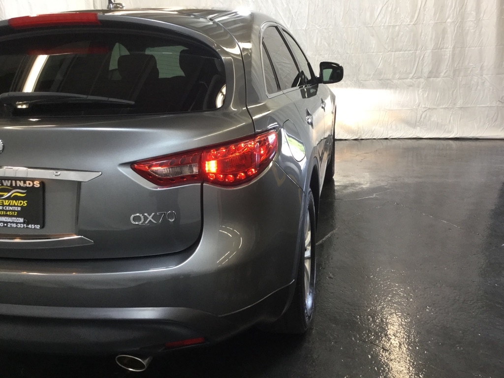 2017 INFINITI QX70  for sale at Tradewinds Motor Center