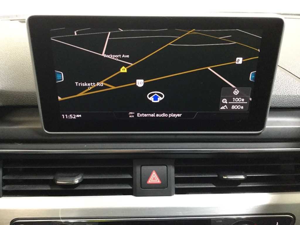 2017 AUDI A4 PREMIUM PLUS for sale at Tradewinds Motor Center